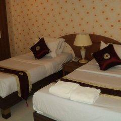 Отель Chaleena Princess Бангкок комната для гостей фото 4