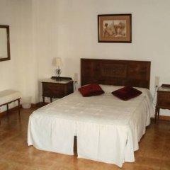 Отель Pensión San Vicente Испания, Олива - отзывы, цены и фото номеров - забронировать отель Pensión San Vicente онлайн комната для гостей фото 2