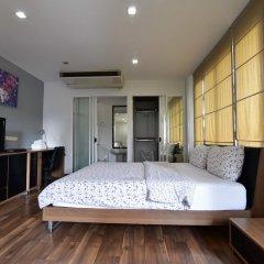 Апартаменты 101 Serviced Apartment Sukhumvit 22 Бангкок комната для гостей фото 5