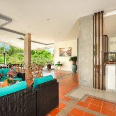 Отель Apk Resort Патонг гостиничный бар