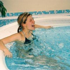 Hotel Julius Payer Стельвио бассейн