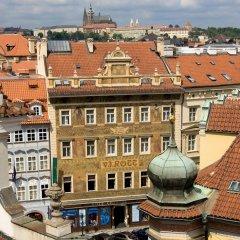 Отель Rott Hotel Чехия, Прага - 9 отзывов об отеле, цены и фото номеров - забронировать отель Rott Hotel онлайн фото 15