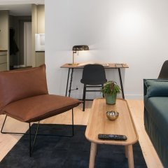 Отель Frogner House Apart - Helgesens gate 1 Норвегия, Осло - отзывы, цены и фото номеров - забронировать отель Frogner House Apart - Helgesens gate 1 онлайн комната для гостей фото 2