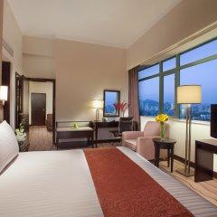 Отель Grand Park Kunming Куньмин комната для гостей фото 3