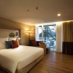 Отель Novotel Phuket Kamala Beach 4* Люкс с различными типами кроватей фото 2