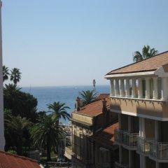 Отель Le Mistral Франция, Канны - отзывы, цены и фото номеров - забронировать отель Le Mistral онлайн пляж
