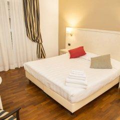 Отель Inn Rome Rooms & Suites комната для гостей фото 8