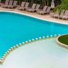 Отель Gamma de Fiesta Inn Plaza Ixtapa бассейн