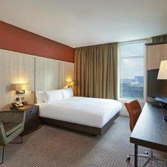 Отель DoubleTree By Hilton London Excel 4* Стандартный номер с различными типами кроватей фото 3