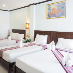 Отель Patong Moon Inn Guesthouse комната для гостей фото 5