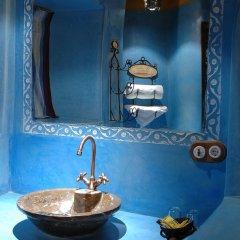Отель Kasbah Hotel Tombouctou Марокко, Мерзуга - отзывы, цены и фото номеров - забронировать отель Kasbah Hotel Tombouctou онлайн ванная фото 2