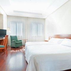 Отель Tryp Madrid Chamartin Испания, Мадрид - 1 отзыв об отеле, цены и фото номеров - забронировать отель Tryp Madrid Chamartin онлайн комната для гостей фото 3