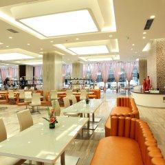 Отель Holiday Inn Express Chengdu Wuhou питание
