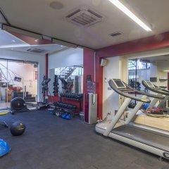 Отель Nuru Ziya Suites Стамбул фитнесс-зал фото 3