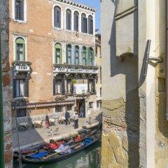 Отель Ponte del Megio балкон