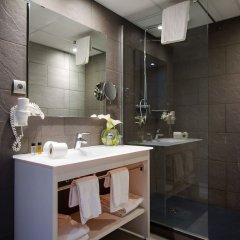 Отель Salomé Испания, Калафель - отзывы, цены и фото номеров - забронировать отель Salomé онлайн ванная