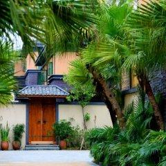 Отель Fogang Hemingzhou Sakura Hot Spring Resort вид на фасад фото 2