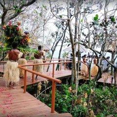 Отель Namale The Fiji Islands Resort & Spa Савусаву