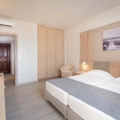 Отель Horizon Beach Resort Греция, Калимнос - отзывы, цены и фото номеров - забронировать отель Horizon Beach Resort онлайн комната для гостей фото 4