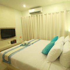Отель Palms Residence Пхукет комната для гостей фото 2