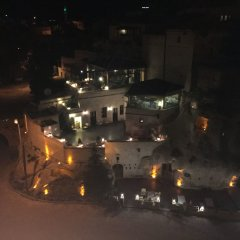 Отель Demisos Caves балкон