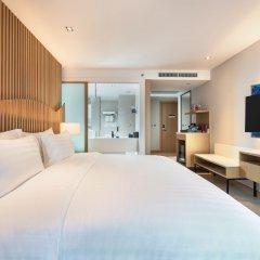 Mytt Beach Hotel комната для гостей