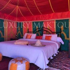 Отель Luxury Maktoub Марокко, Мерзуга - отзывы, цены и фото номеров - забронировать отель Luxury Maktoub онлайн детские мероприятия