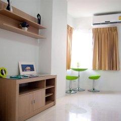 Отель Praso Ratchada Таиланд, Бангкок - отзывы, цены и фото номеров - забронировать отель Praso Ratchada онлайн удобства в номере