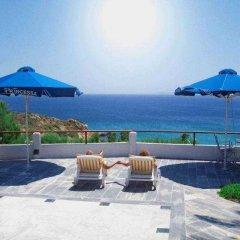 Отель Princessa Riviera Resort бассейн фото 2