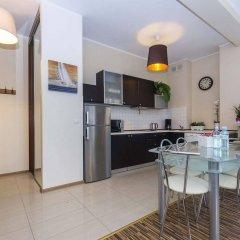Отель Apartament White Lions Гданьск в номере фото 2