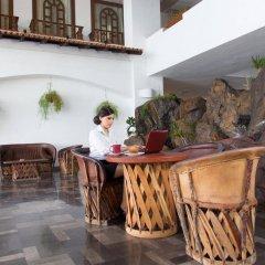 Отель The Palms Resort of Mazatlan интерьер отеля фото 2