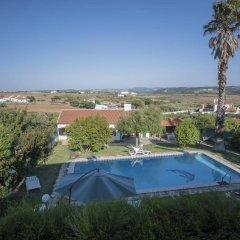 Отель Omassim Guesthouse Португалия, Мафра - отзывы, цены и фото номеров - забронировать отель Omassim Guesthouse онлайн бассейн фото 2
