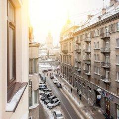 Гостиница Джем Гнатюка Львов балкон