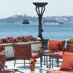 Four Seasons Hotel Istanbul at the Bosphorus гостиничный бар