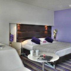 Отель Mercure Nice Promenade Des Anglais 4* Улучшенный номер с различными типами кроватей фото 21