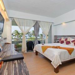 Отель The Bliss South Beach Patong 3* Номер Делюкс разные типы кроватей