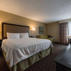 Отель Hampton Inn Meridian комната для гостей фото 5