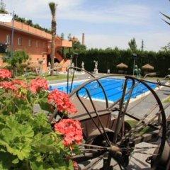 Отель Camino de Granada балкон