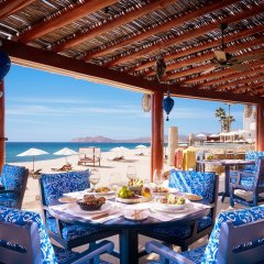 Отель Las Ventanas al Paraiso, A Rosewood Resort питание