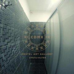 Отель CDMX Hostel Art Gallery Мексика, Мехико - отзывы, цены и фото номеров - забронировать отель CDMX Hostel Art Gallery онлайн сауна