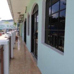 Отель Plaza Гондурас, Тела - отзывы, цены и фото номеров - забронировать отель Plaza онлайн балкон