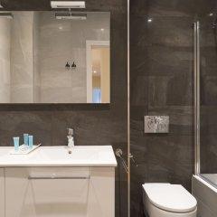 Отель Goikoa 5 Nautic - Iberorent Apartments Испания, Сан-Себастьян - отзывы, цены и фото номеров - забронировать отель Goikoa 5 Nautic - Iberorent Apartments онлайн ванная