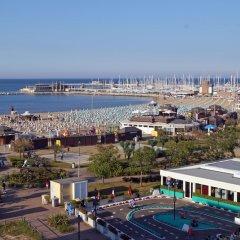 Hotel River Римини пляж фото 2