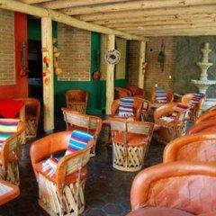 Отель El Nido At Hacienda Escondida - Bed And Breakfast питание