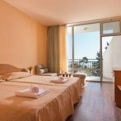 Отель Avliga Beach Болгария, Солнечный берег - отзывы, цены и фото номеров - забронировать отель Avliga Beach онлайн комната для гостей фото 2