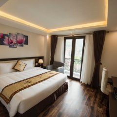 Sapa Wings Hotel комната для гостей фото 5