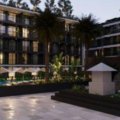 Отель Grand Kata VIP - Kata Beach вид на фасад