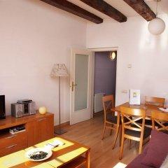 Отель MH Apartments Plaza Испания, Барселона - отзывы, цены и фото номеров - забронировать отель MH Apartments Plaza онлайн комната для гостей фото 4