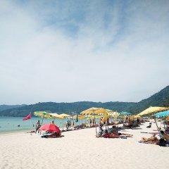 Отель Boomerang Inn пляж фото 5