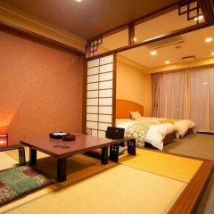 Hotel Kannawa Беппу комната для гостей